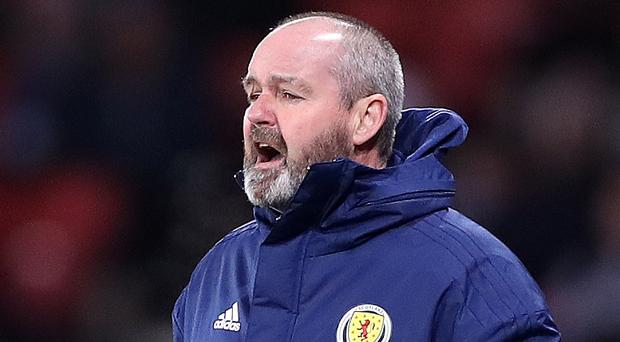 Steve Clarke has predicted a bright future for Scotland (Steve Walsh/PA)