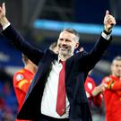 Ryan Giggs was not a universally popular appointment (Nick Potts/PA)