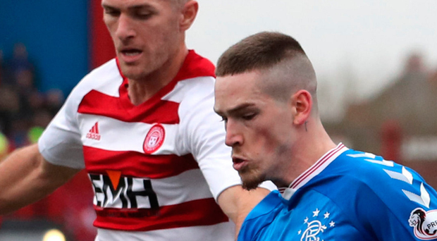 Right mentality: Ryan Kent