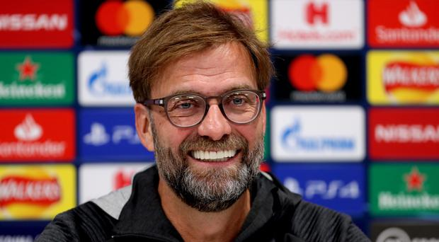Jurgen Klopp never expects things to be easy (Richard Sellers/PA)