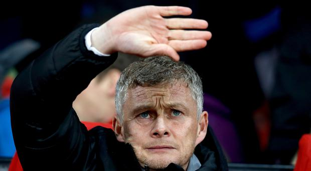 Manchester United manager Ole Gunnar Solskjaer is unruffled by departures elsewhere (PA)