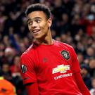 Mason Greenwood drew special praise from Manchester United manager Ole Gunnar Solskjaer (Martin Rickett/PA)