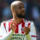 Sheffield United boss Chris Wilder insists David McGoldrick brings more to the team than just goals (Nigel French/PA)