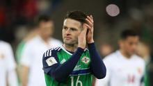 Sheffield United midfielder Oliver Norwood has told Ian Baraclough he is not going to return to the Northern Ireland squad.