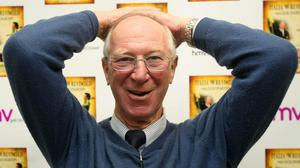 Jack Charlton was a larger-than-life character (PA).