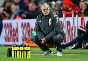 Leeds lost out to Derby in the Championship play-off semi-finals in Marcelo Bielsa's first season in charge at Elland Road.
