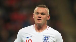 Wayne Rooney was arrested and fined (Mike Egerton/PA)