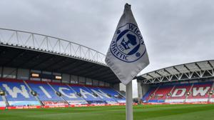 Wigan fans want a review of EFL rules after their club entered administration (Anthony Devlin/PA)