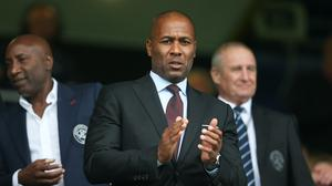 Les Ferdinand is happy at QPR (Scott Heavey/PA)