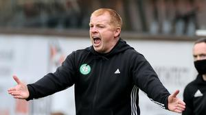 Our narrow win was deserved, says Celtic manager Neil Lennon (Steve Welsh/PA)