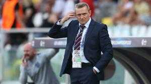 Boss Aidy Boothroyd saw England Under-21s fail in Italy and San Marino last month. (Nick Potts/PA)