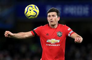 Harry Maguire was arrested in Mykonos on Friday (Mike Egerton/PA)