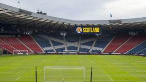 Hampden could be utilised for league matches (PA)