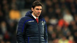 Aitor Karanka joined Birmingham on a three-year deal (Mike Egerton/PA)