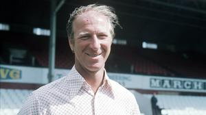 Jack Charlton during his time as Middlesbrough manager (PA)