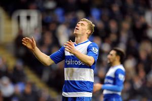 Pogrebnyak played 106 times for Reading (Andrew Matthews/PA)