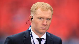 Paul Scholes is the latest former Manchester United player to move into management (Mike Egerton/PA)