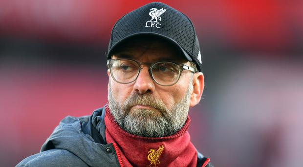 Liverpool manager Jurgen Klopp has seen the venue change for Liverpool's Club World Cup campaign (Anthony Devlin/PA)