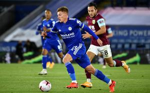 The Leicester v Burnley match on September 20 was live on the BBC (Rui Vieira/PA)