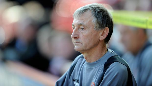 Former Blackburn caretaker-boss Tony Parkes has been diagnosed with Alzheimer's disease (PA Wire)