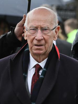 Sir Bobby Charlton is a high-profile dementia sufferer (Brian Lawless/PA)