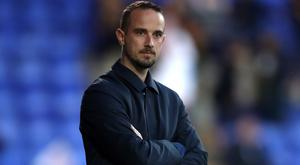 A charge of misconduct against Mark Sampson has been found not proven (Nick Potts/PA)