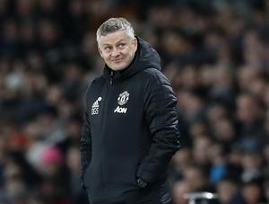 Ole Gunnar Solskjaer says footballers have become an easy target in the row over football's finances (Martin Rickett/PA)