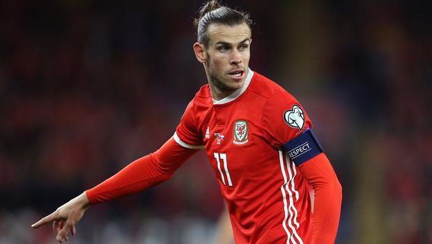 Gareth Bale admits he gets more excited playing for Wales than Real Madrid (Nigel French/PA)