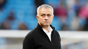Jose Mourinho is hopeful of a return to management by the summer (Nick Potts/PA)