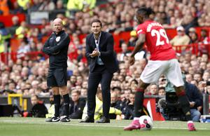 Frank Lampard quickly realised he had work to do after his first match in charge of Chelsea (Martin Rickett/PA)