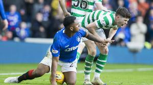 Alfredo Morelos will not face any charges (Jeff Holmes/PA)