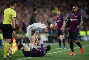 Messi is often hard to stop (Nick Potts/PA)