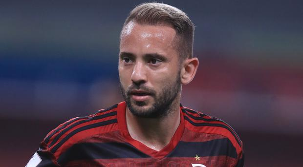 Flamengo midfielder Everton Ribeiro says a Club World Cup victory will be dedicated to the 10 youngsters who died in a fire at the club's academy this year (Adam Davy/PA)