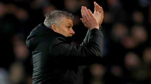 Ole Gunnar Solskjaer hopes to have more victories to celebrate (Simon Cooper/PA)