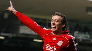 Peter Crouch scored some impressive goals for club and country (Peter Byrne/PA)