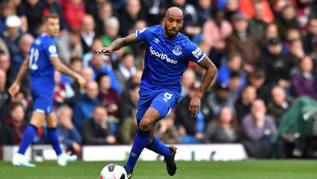 Everton's Fabian Delph has returned to his club (Anthony Devlin/PA)