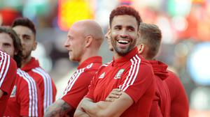 Hal Robson-Kanu is back in the Wales fold after reversing his decision to retire from international football (Simon Galloway/PA)