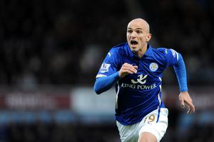Esteban Cambiasso arrived at Leicester a Champions League winner with Inter Milan. (Daniel Hambury/PA)