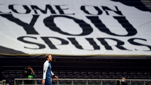 There has been a change to arrangements for Tottenham's Europa League tie against Dinamo Zagreb (John Walton/PA)