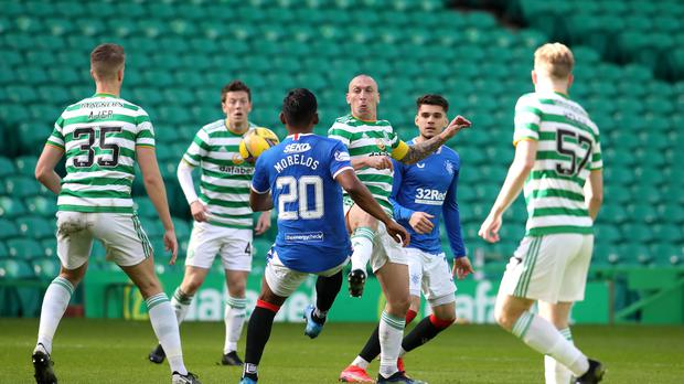 Celtic will play Rangers in the Scottish Cup fourth round (Andrew Milligan/PA)
