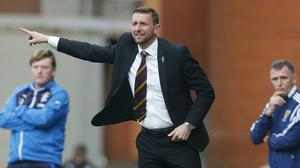 Ian Baraclough has been appointed as the new manager of Northern Ireland (Danny Lawson/PA)