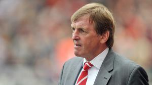 Sir Kenny Dalglish remains asymptomatic after testing positive for the coronavirus, his family have said (Dave Howarth/PA)