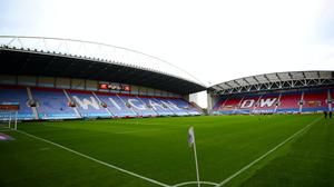 Wigan are in administration (Tim Goode/PA)
