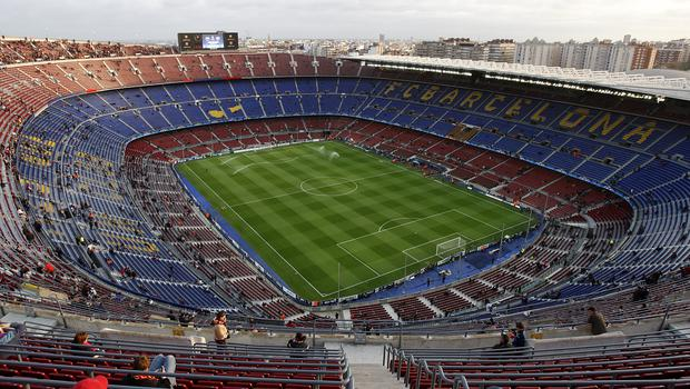 Levante have not won at the Nou Camp on their last 12 visits. (Nick Potts/PA)