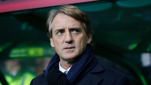 Roberto Mancini has guided Italy to Euro 2020 (Richard Sellers/PA)