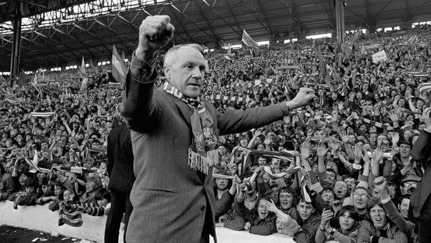 Former Liverpool goalkeeper Ray Clemence believes Jurgen Klopp is the closest thing to the great Bill Shankly.