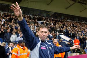 West Brom's survival was a high point in Robson's managerial career (Nick Potts/PA)