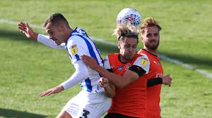 Luton secured a potentially vital win at Huddersfield (Mike Egerton/PA)