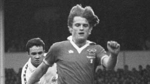 Former Scotland, Leeds and Manchester United defender Gordon McQueen has been diagnosed with dementia (PA)