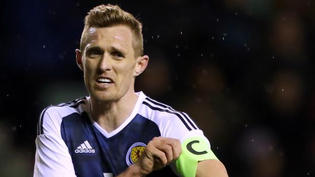 Former Scotland skipper Darren Fletcher was disappointed to see a number of players opt against playing for Alex McLeish's side on the Astana Arena's plastic pitch (Andrew Milligan/PA)